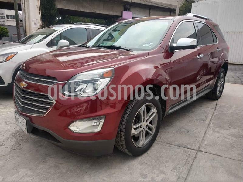 Chevrolet Equinox LTZ usado (2016) color Rojo precio $249,000