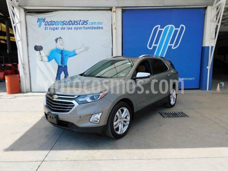Chevrolet Equinox Premier usado (2018) color Gris precio $165,000