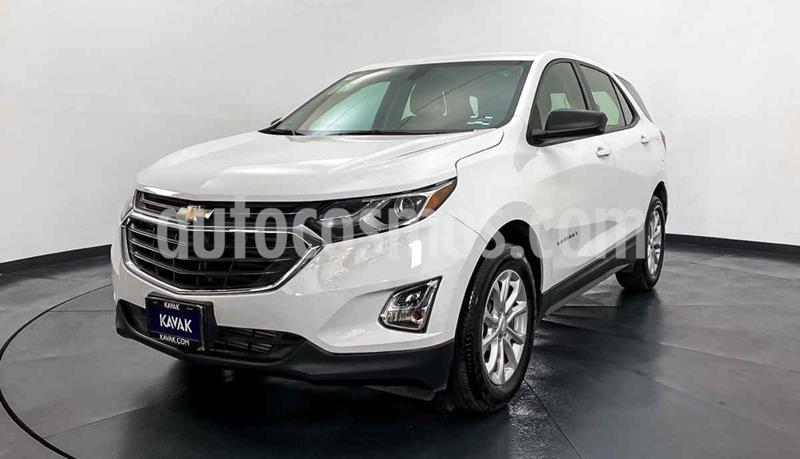 Chevrolet Equinox LS usado (2018) color Blanco precio $412,999