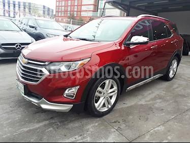 Chevrolet Equinox Premier Plus usado (2018) color Rojo precio $385,000