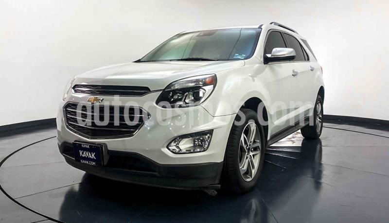 Chevrolet Equinox LTZ usado (2016) color Blanco precio $277,999