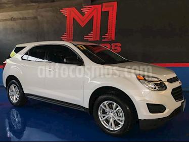 Chevrolet Equinox LT usado (2017) color Blanco precio $259,900