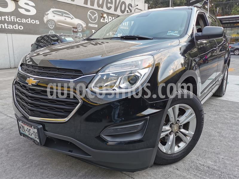 Foto Chevrolet Equinox LT usado (2016) color Negro precio $235,000