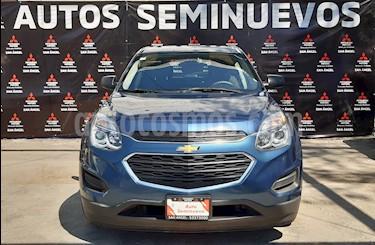Chevrolet Equinox LS usado (2016) color Azul Atlanta precio $247,000