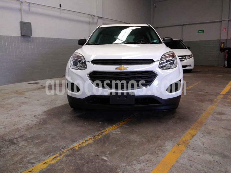 foto Chevrolet Equinox LS usado (2017) color Blanco precio $242,900