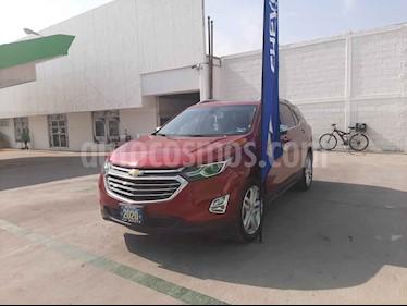 Chevrolet Equinox Premier Plus nuevo color Rojo precio $592,200