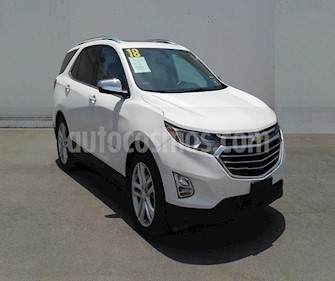 Chevrolet Equinox Premier usado (2018) color Blanco precio $385,000