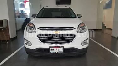 Chevrolet Equinox 5P LTZ L4/2.4 AUT usado (2016) color Blanco precio $310,000