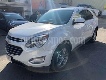 Chevrolet Equinox 5p LT L4/2.4 Aut usado (2017) color Blanco precio $275,000