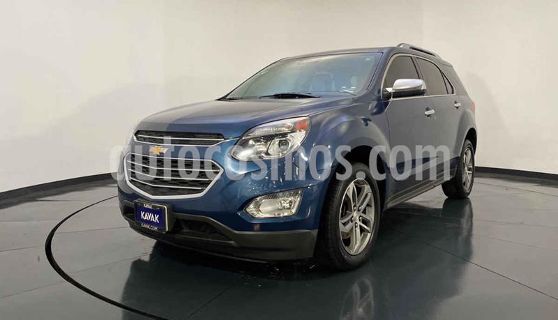Chevrolet Equinox LTZ usado (2016) color Azul precio $277,999