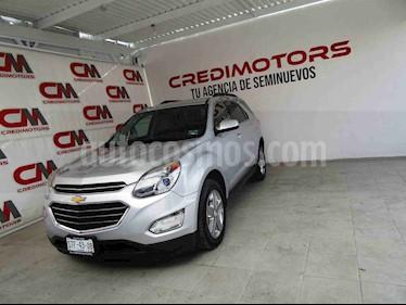 Chevrolet Equinox LT usado (2016) color Plata precio $249,000