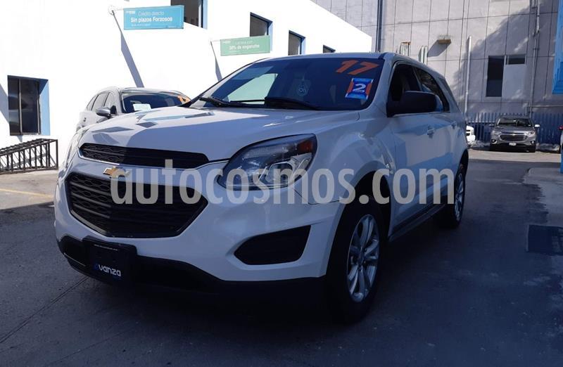 Chevrolet Equinox LS usado (2017) color Blanco precio $278,000