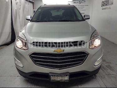 Chevrolet Equinox LT usado (2017) color Plata precio $295,800