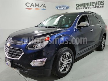 Chevrolet Equinox LTZ usado (2017) color Negro precio $309,900