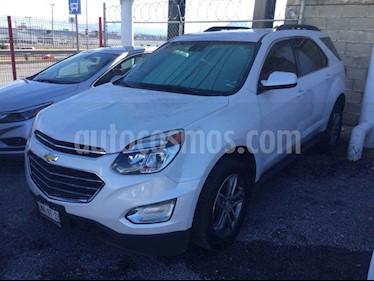 Chevrolet Equinox LT usado (2017) color Blanco precio $280,000