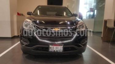 Chevrolet Equinox 5P LTZ L4/2.4 AUT usado (2016) color Negro precio $269,000