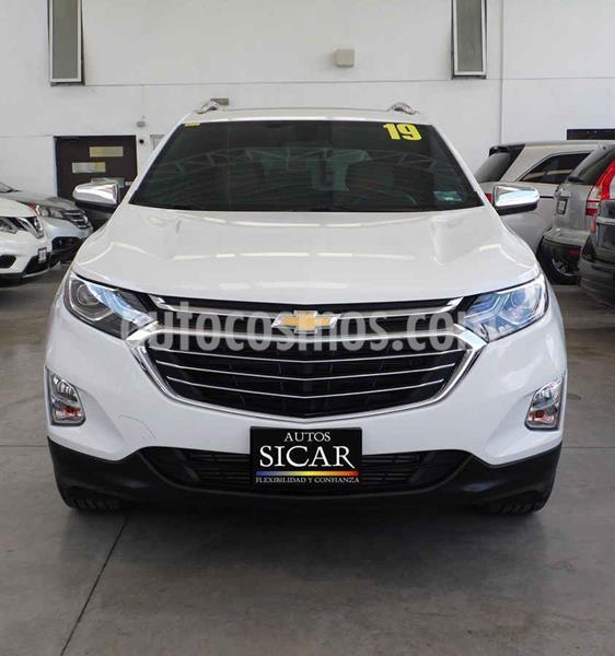 Chevrolet Equinox Premier usado (2019) color Blanco precio $397,000