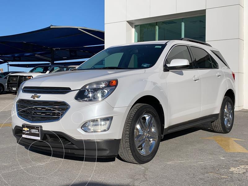 Foto Chevrolet Equinox LT usado (2016) color Blanco precio $321,000