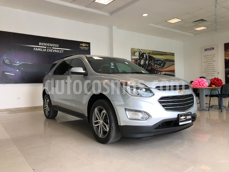 Chevrolet Equinox LT usado (2017) color Plata Dorado precio $290,000