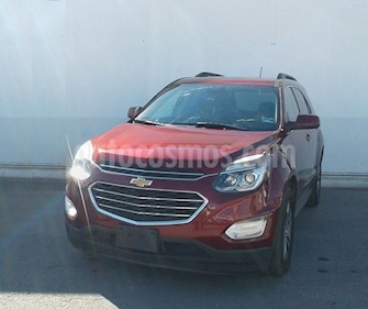 Chevrolet Equinox LT usado (2017) color Rojo precio $289,000