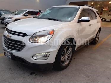 foto Chevrolet Equinox 5p LTZ L4/2.4 Aut usado (2016) color Blanco precio $295,000