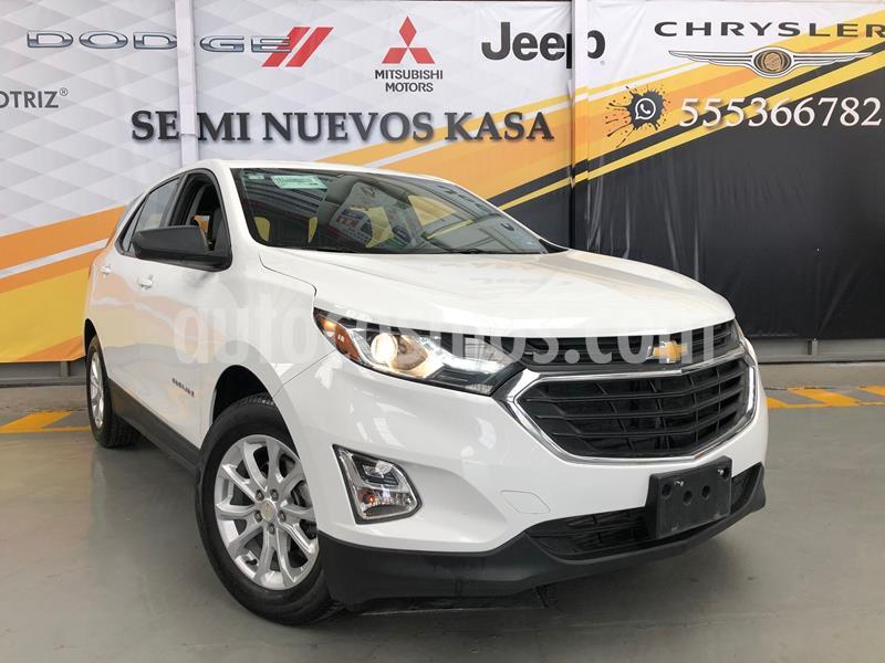 Chevrolet Equinox LS usado (2018) color Blanco precio $305,000