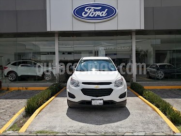 Chevrolet Equinox 5P LS L4/2.4 AUT usado (2017) color Blanco precio $238,000