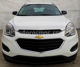 Chevrolet Equinox LS Paq. A usado (2017) color Blanco precio $279,000