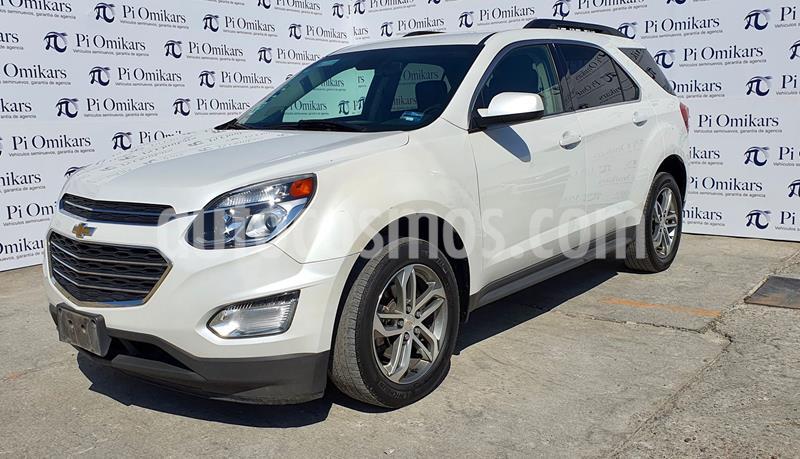Chevrolet Equinox LT usado (2017) color Blanco precio $270,000