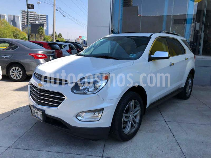 Chevrolet Equinox LTZ usado (2016) color Blanco precio $257,000