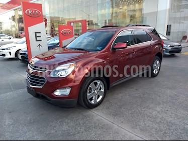 Chevrolet Equinox LT usado (2016) color Rojo precio $263,900