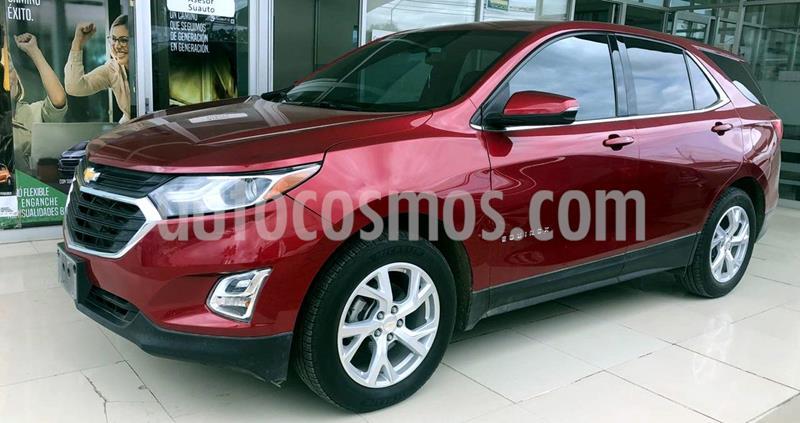 Chevrolet Equinox LT usado (2018) color Rojo precio $325,000