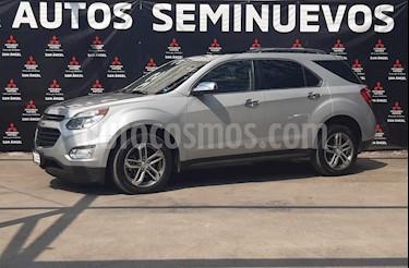 Chevrolet Equinox Premier usado (2017) color Plata Brillante precio $289,000