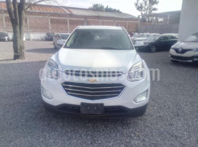 foto Chevrolet Equinox 5P LT L4/2.4 AUT usado (2017) color Blanco precio $290,000