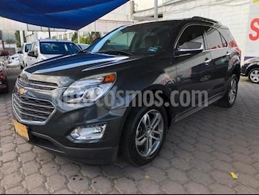 Chevrolet Equinox 5P LTZ L4 2.4L TA PIEL QC GPS RA-18 usado (2017) color Gris precio $340,000