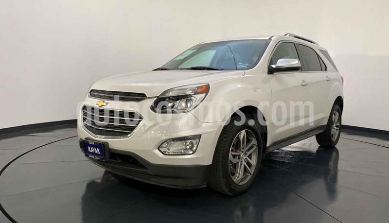 Chevrolet Equinox LTZ usado (2016) color Blanco precio $279,999