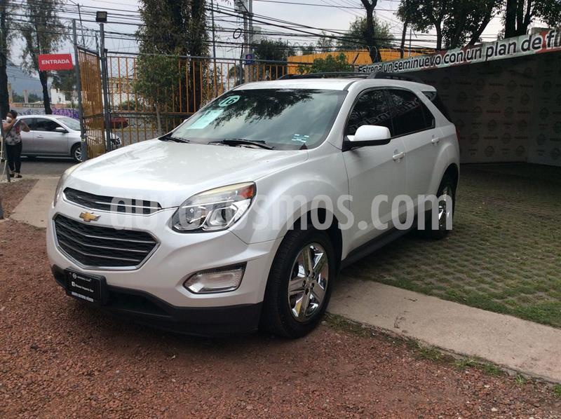 Chevrolet Equinox LT usado (2016) color Blanco precio $255,000