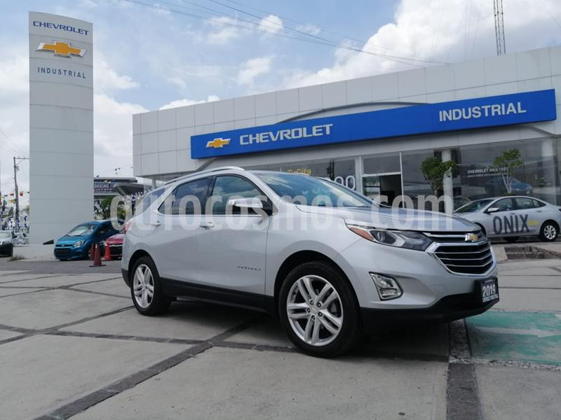 Chevrolet Equinox Premier Plus usado (2019) color Plata Brillante precio $459,000