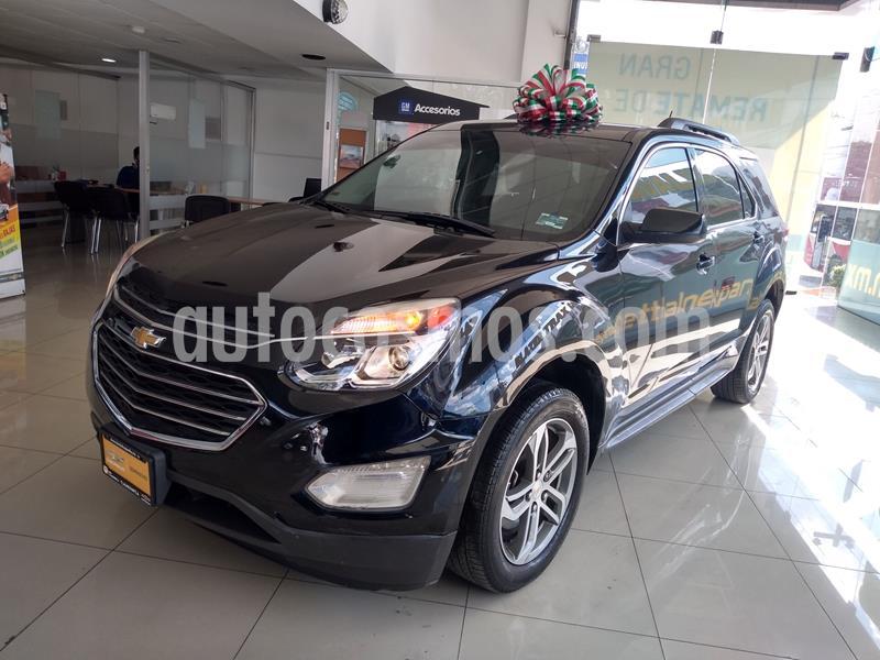 Chevrolet Equinox Premier usado (2018) color Negro precio $370,000