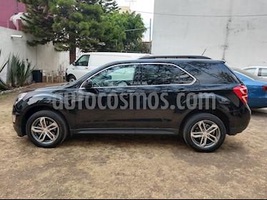 Chevrolet Equinox LT Paq. B usado (2017) color Negro precio $255,000