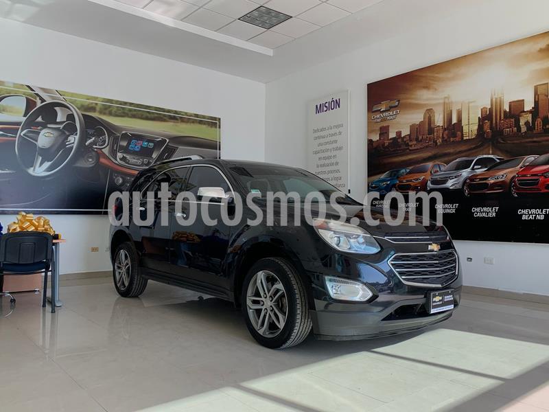 Chevrolet Equinox LTZ usado (2017) color Negro precio $320,000