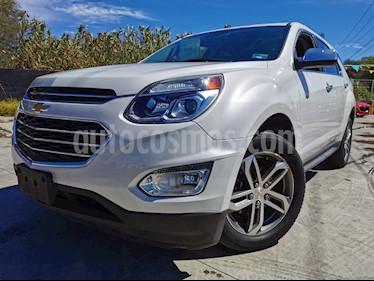 Chevrolet Equinox LTZ usado (2016) color Blanco precio $288,000