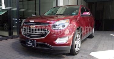Chevrolet Equinox 5P LT L4 2.4L TA F. NIEBLA RA-18 usado (2017) color Rojo precio $259,000