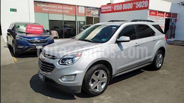 Chevrolet Equinox LT usado (2016) color Plata precio $250,000