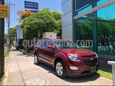 Chevrolet Equinox LT usado (2016) color Rojo precio $255,000