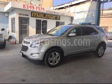 Chevrolet Equinox LT usado (2016) color Plata precio $270,000
