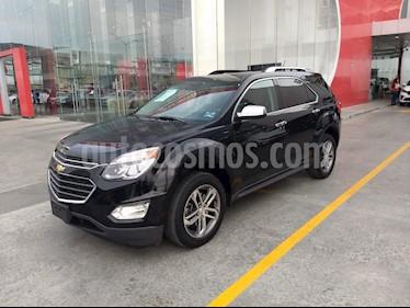 Chevrolet Equinox LTZ usado (2017) color Negro precio $315,900