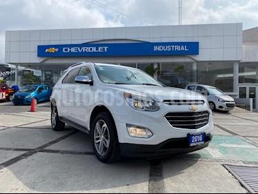 Chevrolet Equinox LTZ usado (2016) color Blanco precio $259,000
