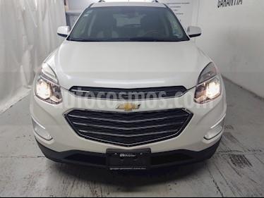 Chevrolet Equinox LT usado (2017) color Blanco precio $285,000