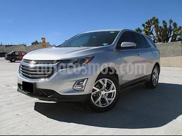 Chevrolet Equinox LT usado (2018) color Plata Brillante precio $348,000